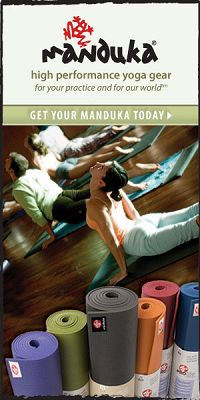 Get Your Manduka Today......